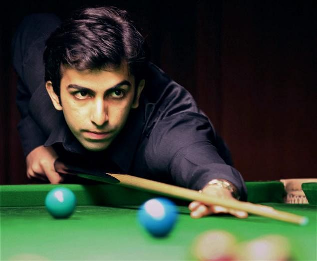 Pankaj Advani, Kamal Chawla win in Asian Snooker Championship trials