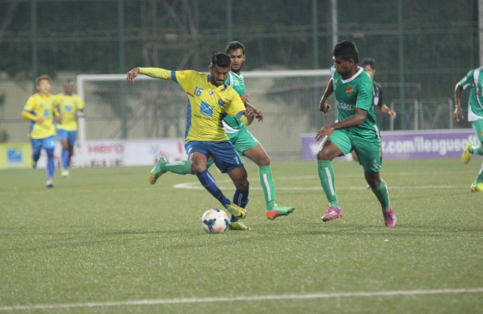 I-League: Mumbai FC register first win; defeat Salgaocar FC 3-0 at the Cooperage