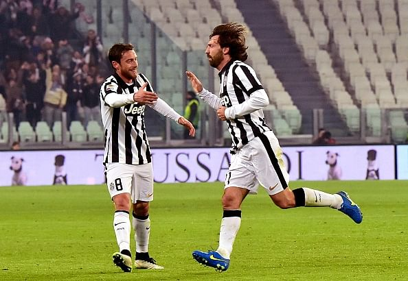 Video: Andrea Pirlo scores an unstoppable thunderbolt against Atalanta
