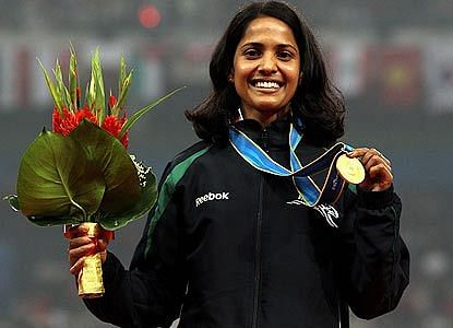 Only in India do you have to stop playing sports after marriage: Preeja Sreedharan