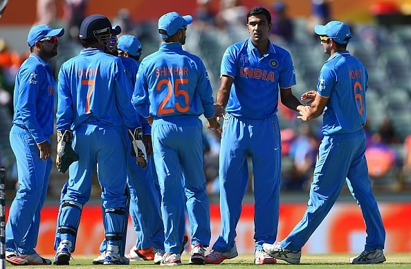 ICC World Cup 2015: India beat UAE, earn third World Cup win