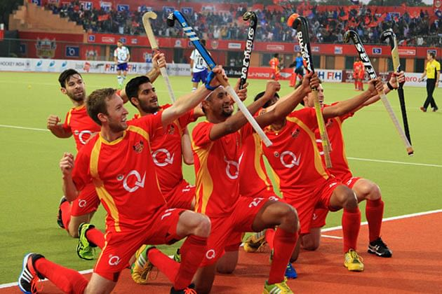 Highlights from the first Hockey India League semifinal