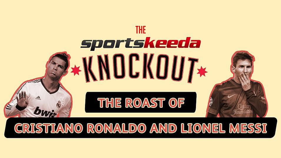 Humour: The Roast of Cristiano Ronaldo and Lionel Messi - Hosted by Zlatan Ibrahimovic