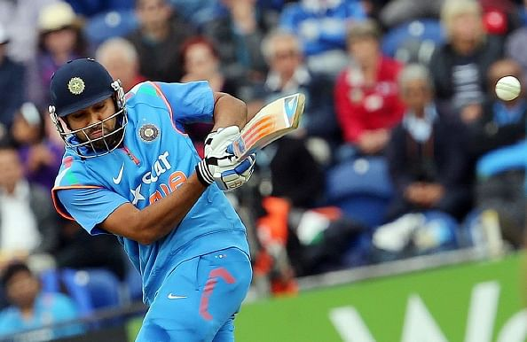 Rohit Sharma only Indian in ICC's top 10 World Cup debutants