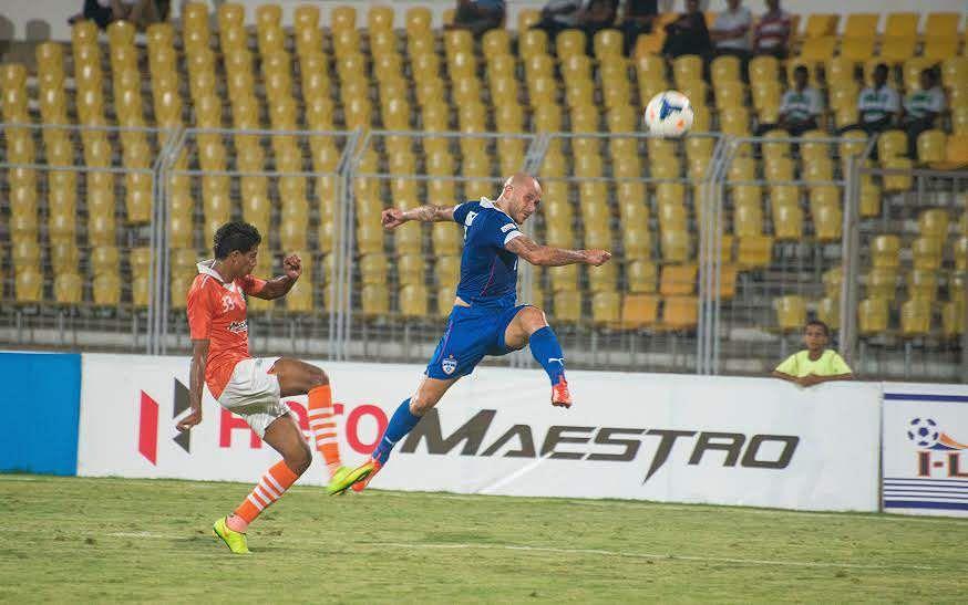 I-League: Bengaluru FC beat Sporting Clube de Goa 3-1