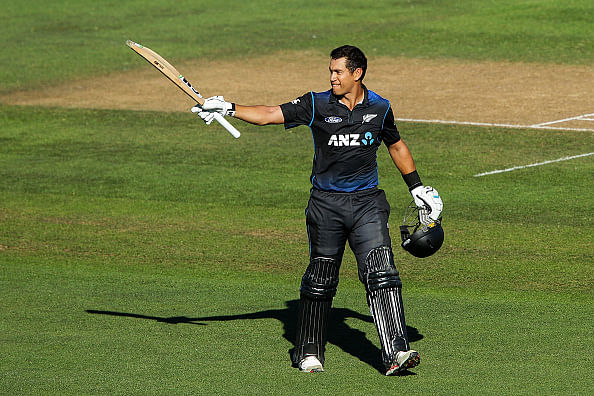 Cricketer of the Week (February 2-8): Ross Taylor
