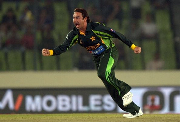 ICC clears Saeed Ajmal and Sohag Gazi's bowling actions