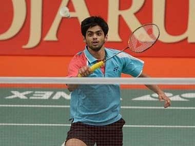 Sai Praneeth, Ruthvika Shivani win 79th Senior National Badminton Championship