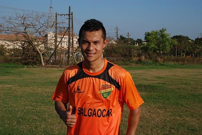 Salgaocar FC sign Sanju Pradhan