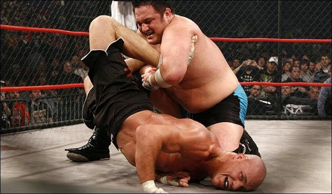 Samoa Joe talks WWE, Ring of Honor & more