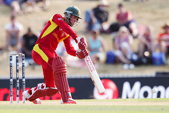 Didn't allow pressure to dicate terms while batting: Sean Williams