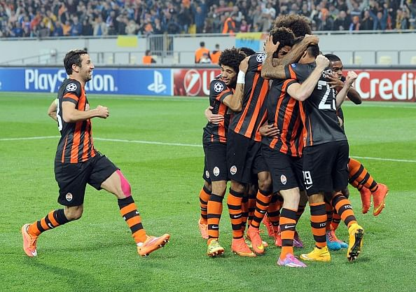 War, football and glory – The rise of Shakhtar Donetsk