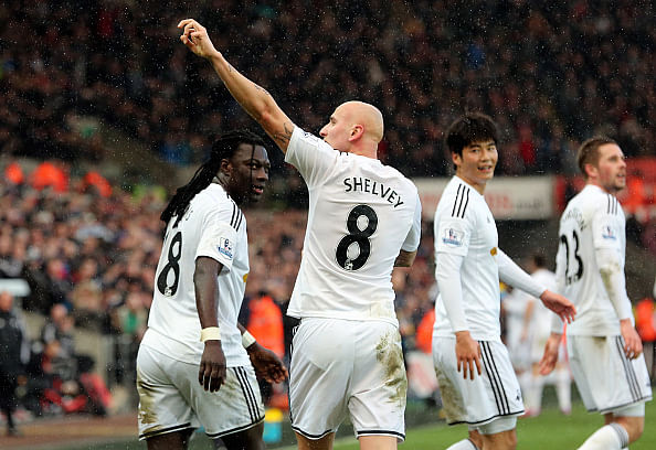 Highlights: Swansea 2-1 Manchester United; Swans do the double on United and Shelvey stars