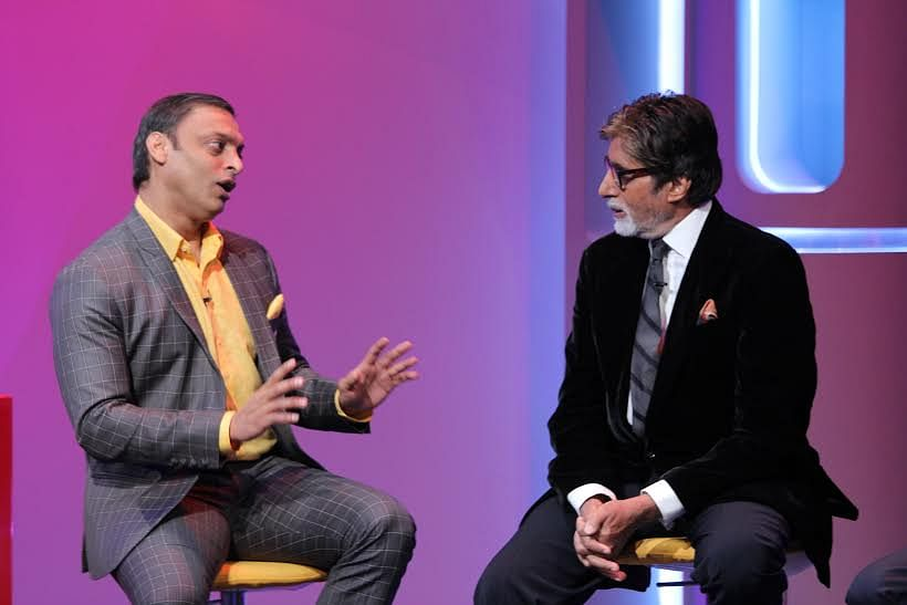 Cricket commentary with sport stars an honour for Amitabh Bachchan