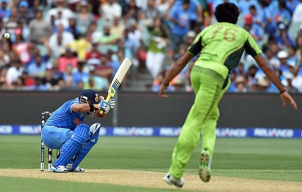 ICC World Cup 2015: India vs Pakistan - Quick flicks of the match