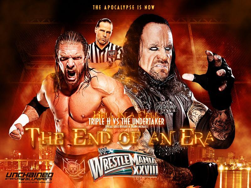 Wrestlemania Rewind The Undertaker Vs Triple H At