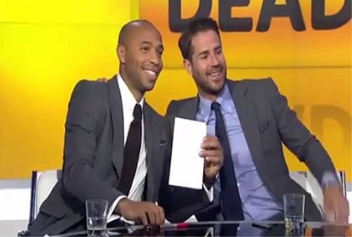 Video: Thierry Henry 'signs' for Queens Park Rangers on deadline day
