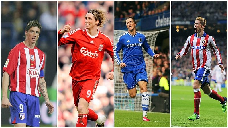 The story of Fernando Torres - a look back at El Nino's trek all over the world
