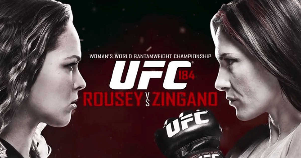 Conference call with Ronda Rousey, Cat Zingano, Raquel Pennington and Holly Holm before UFC 184