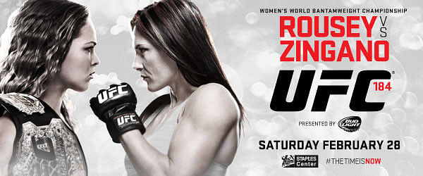 UFC 184 - Preview and predictions