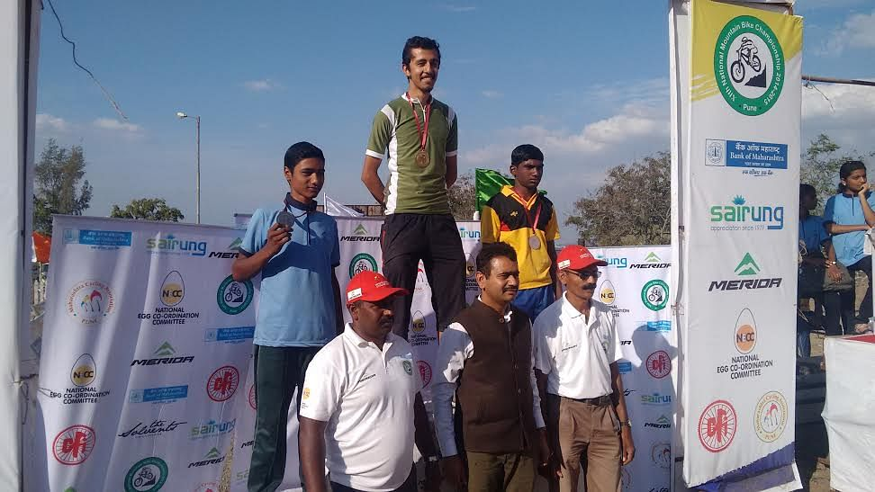 Hero Action Team registers big wins at 11th National Mountain Biking Championship in Pune