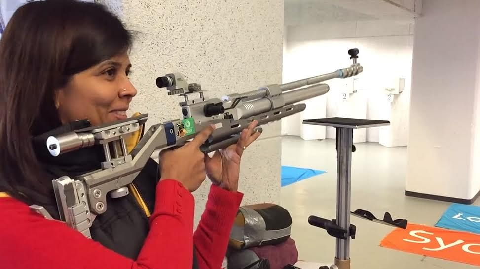 Suma Shirur wins silver in Inter-shoot Annual International Shooting Championship in Netherlands