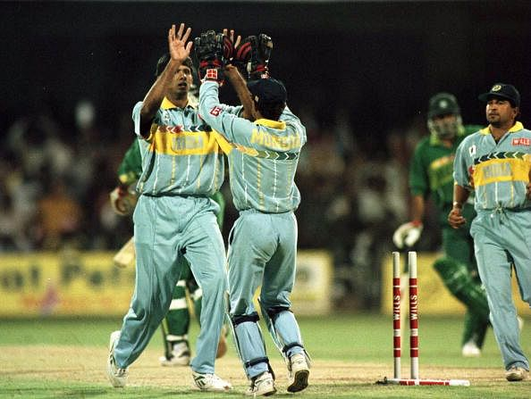India vs Pakistan: World Cup history
