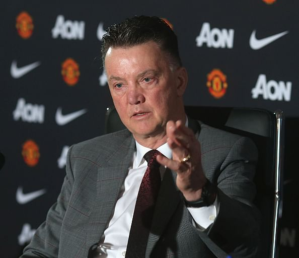 Manchester United manager Louis van Gaal ready to splurge on a top midfielder next season