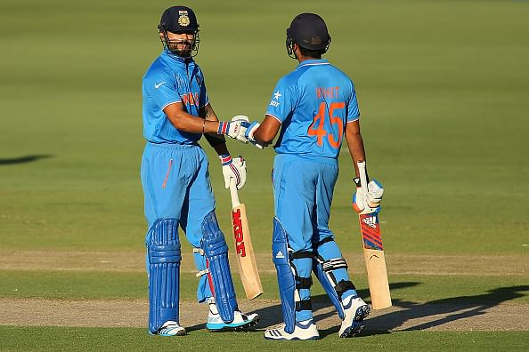 ICC World Cup 2015: India vs UAE - Quick flicks of the match
