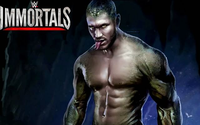 Randy Orton is now a part of WWE Immortals