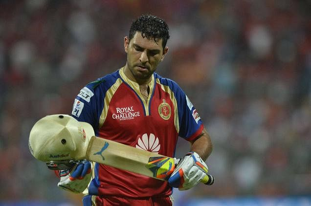 IPL auctions: Yuvraj Singh bought by Delhi Daredevils for a record Rs 16 crore