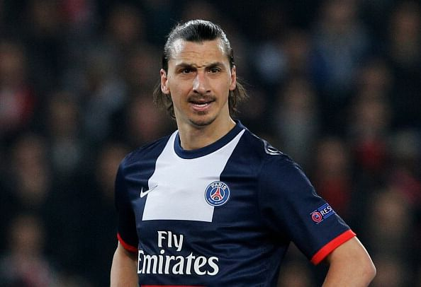 Video: Zlatan Ibrahimovic snubs journalist who got his PSG scoring record wrong