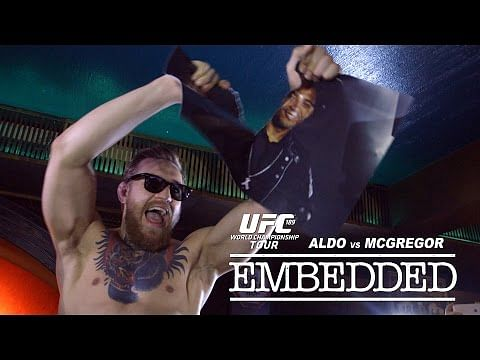 Video: UFC 189 World Championship Tour Embedded: Vlog Series - Episode 1