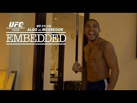 Video: UFC 189 World Championship Tour Embedded: Vlog Series - Episode 2