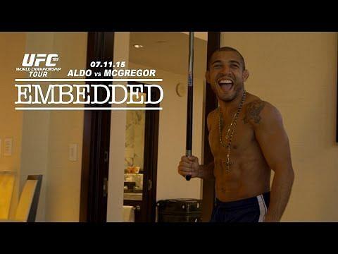 Video: UFC 189 World Championship Tour Embedded: Vlog Series - Episode 2
