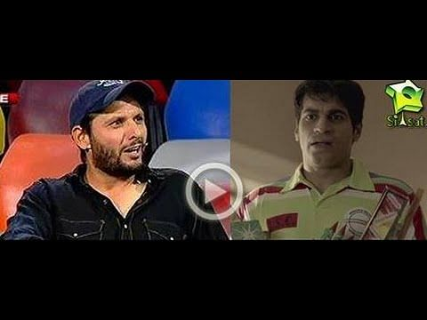 Video: Shahid Afridi's 'Mauka' to taunt India at their semi-final exit in the World Cup