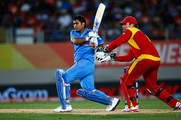 2015 ICC World Cup: India v Zimbabwe - Stats of the match