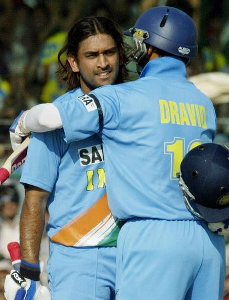 9 instances when MS Dhoni finished the match with a six in ODI Cricket