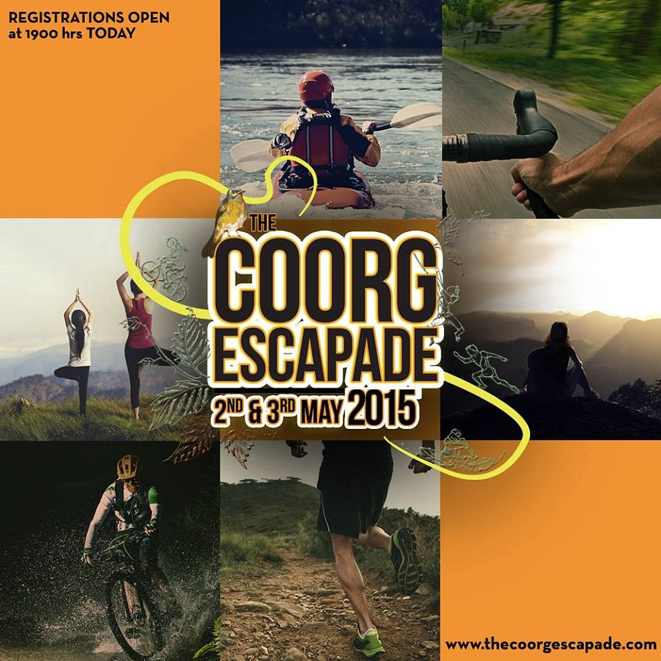 The Coorg Escapade - The ultimate trail run and much more