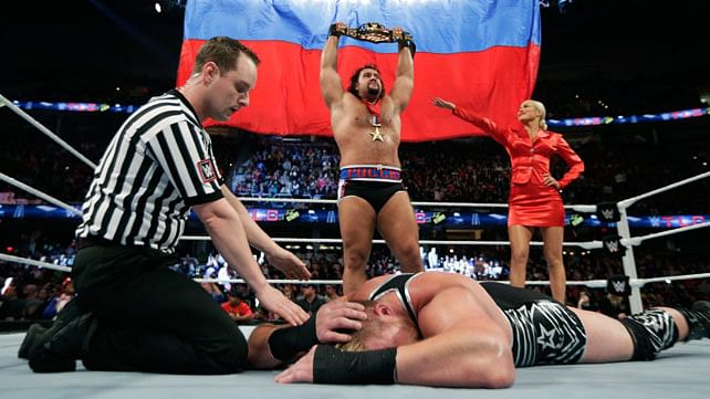 3 Reasons why losing to Rusev is the best story for Swagger