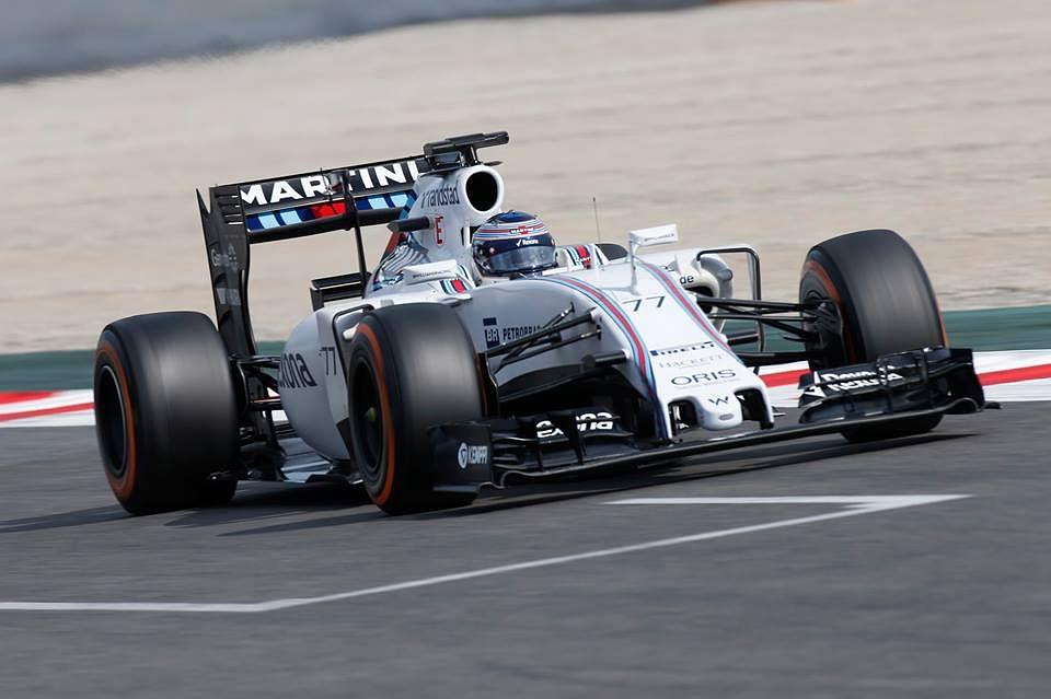 Bottas quickest in Barcelona as pre-season testing comes to a close