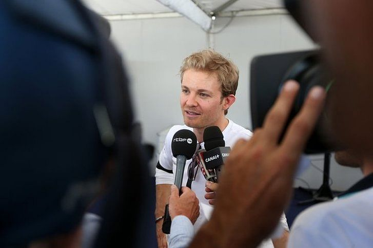 Nico Rosberg: 'Lewis Hamilton just did a lot better'
