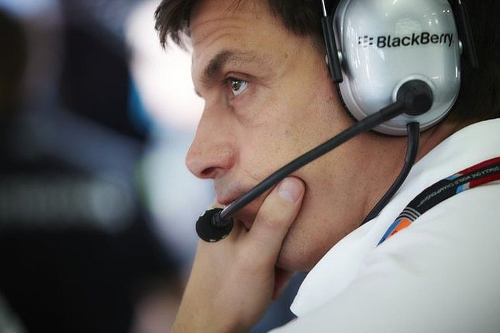 Toto Wolff: Ferrari pace a cause of worry for Mercedes
