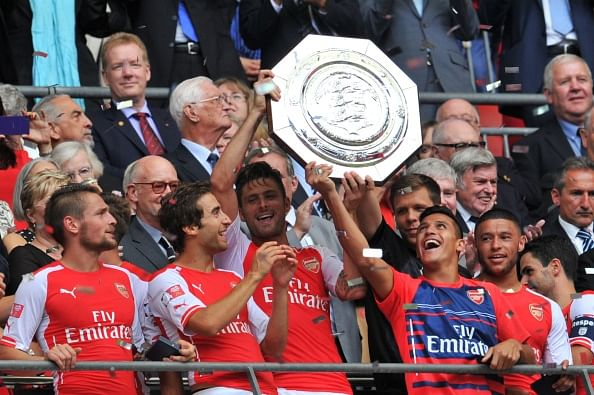 Barclays Asia Trophy will see Arsenal, Stoke and Everton in Singapore during pre-season