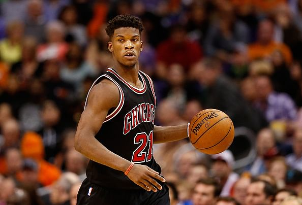 Chicago Bulls guard Jimmy Butler out of action for 3-6 weeks