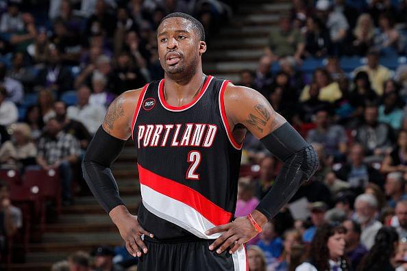 Portland guard Wesley Matthews out for season due to achilles tear