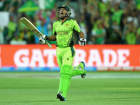 Sarfraz Ahmed - Two matches on, and everybody's champion