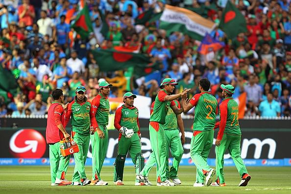 Bangladesh protests 'biased' umpiring; ICC President threatens to resign