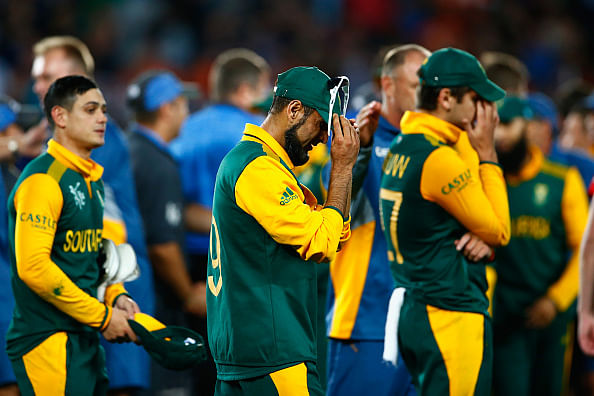 South Africa's loss to New Zealand was not a choke