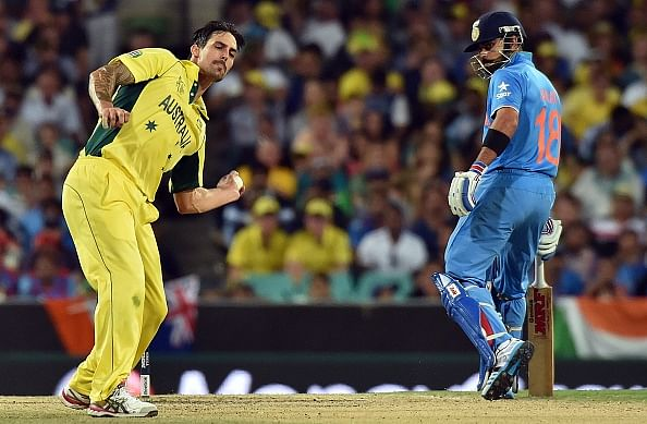 ICC Cricket World Cup 2015: Australia vs India - Quick Flicks